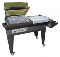 Excel PP-48ST All-in-One Sealer/Shrink Chamber Machine