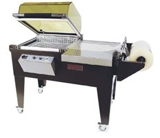 Excel PP-76ST All-in-One Sealer/Shrink Chamber Machine