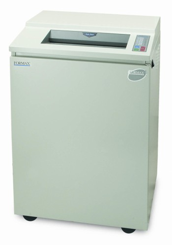 Formax FD 8400HS-1 High-Security Office Shredder