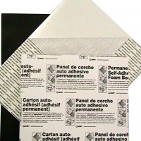"PSA Mounting Adhesive Clear 61"" x 150' 3"" Core 1 Roll Per Box"