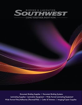 Southwest Binding & Laminating Catalog